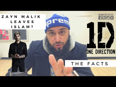 WHY ZAYN MALIK LEFT ISLAM? | THE TRUTH! | WAYOFLIFESQ