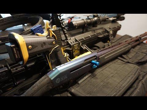 Gun coatings discussion (TiN,PVD,nitride,cerakote)