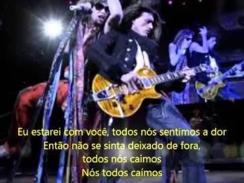We all fall down - Aerosmith - 2012 - Traduzida (português)