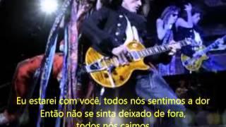 We All Fall Down Aerosmith 2012 Traduzida Português