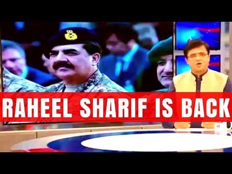 General Raheel, Saudi-Qatar Clashes and Pakistan's Responsibility - Kamran Khan