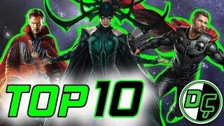 EN GÜÇLÜ 10 MCU KARAKTERİ (Top 10 Most Powerful MCU Characters)