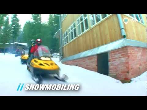 Snowmobiling in Siberia | 56th Parallel adventure travel