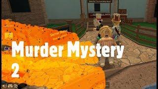 Welche Rolle wird meine Rolle sein? Roblox - Mystery Murder 2