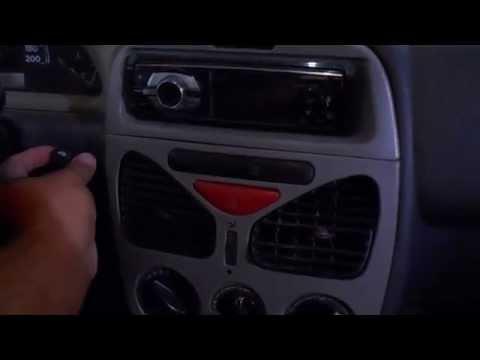 como instalar trava eletrica no porta malas do palio