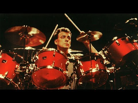 RUSH  YYZ  drums only Isolated NEIL PEART drum track