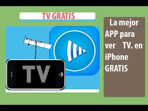 La mejor aplicaci n para ver tv hd en vivo para iphone youtube - Sillones comodos para ver tv ...