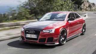 ABT Sportsline Audi RS5 Convertible 2014 Videos