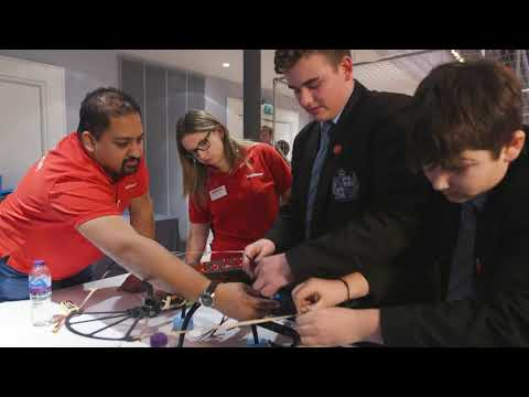 Raytheon UK Quadcopter Challenge - Engineering