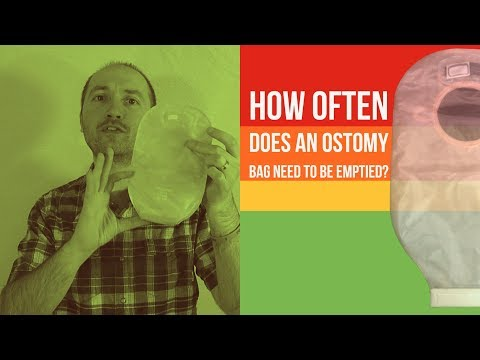 How Often Does an Ostomy Bag Need to Be Emptied? (w/ video