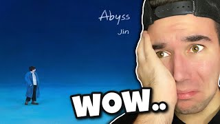 THIS IS SO BEAUTIFUL !! | BTS JIN (방탄소년단) 'Abyss' (REACTION!!)