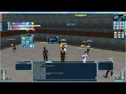 Anarchy Online Sharpjr 150 Bureaucrat PvP