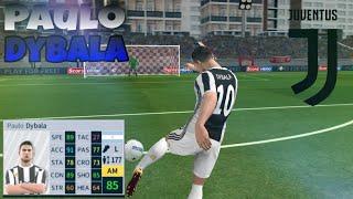 Paulo Dybala Skills Goals Dream League Soccer 2018