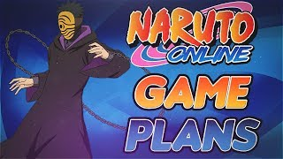 Naruto Online | Talking About Game Leaks and Channel Things