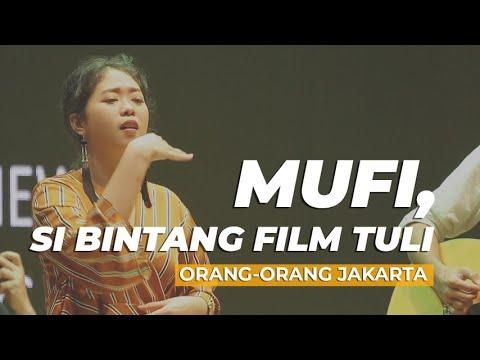 Mufi, Si Bintang Film Tuli