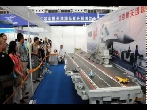China's Second Aircraft Carrier 'The Shandong' Takes Shape: Report