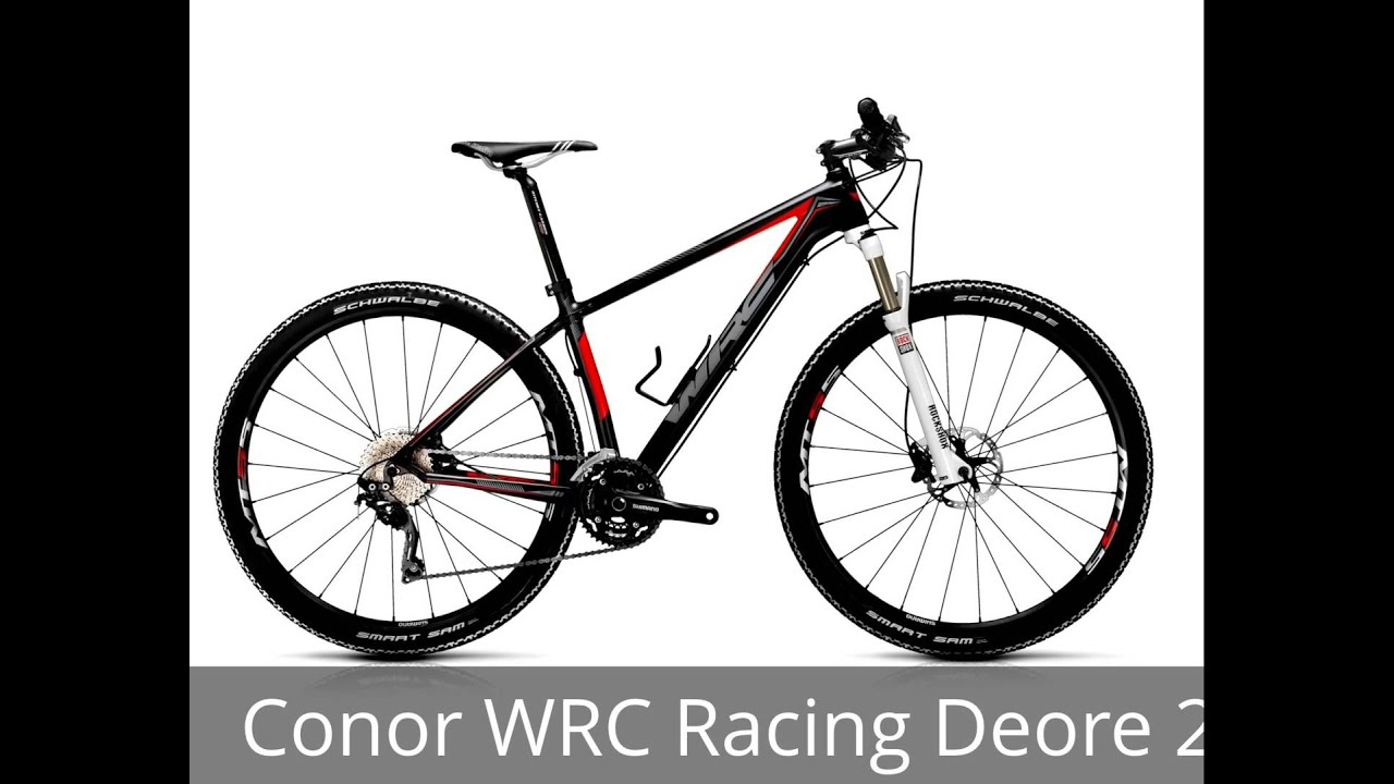 Bicicletas Conor Mtb Wrc Carbono 2014 Youtube