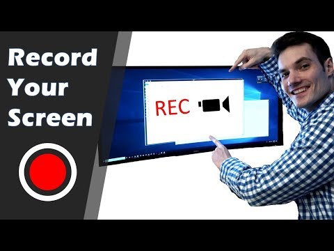How To Record Your Computer Screen In Windows 10