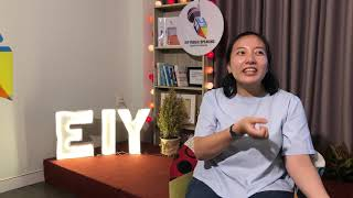 EIY - Learner of The art of Public Speaking sharing - Ms.Mai Hai