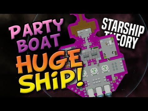 BIGGEST SHIP EVER? ep 04 - Starship Theory - Release Version