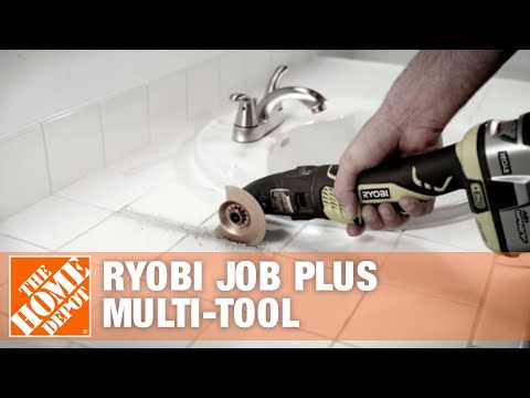 Ryobi Job Plus Multi-tool - The Home Depot