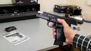 видео Пистолет Predom-Lucznik, описание.