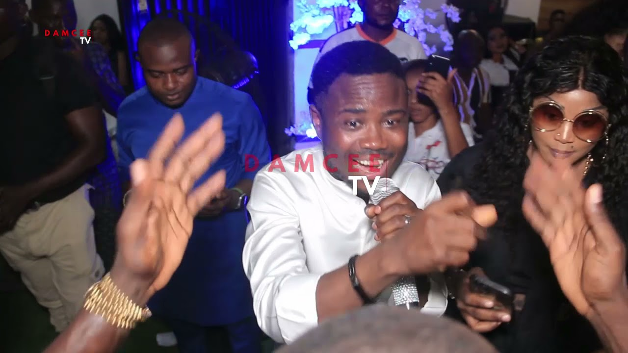"""Download OLASHEU ABANA,ADE ELEDE, KUNLE UNTOUCH AT THE GRAND OPENING OF """"WESTGATE SHORTLET HOMES"""" IN LAGOS"""