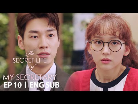 "Kim Young Kwang ""I see now!"" [The Secret Life of My Secretary Ep 10]"