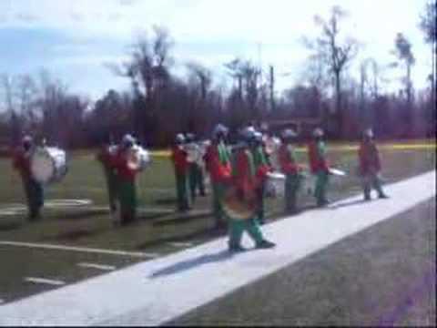LeFlore High School Drumline(D Phi D)