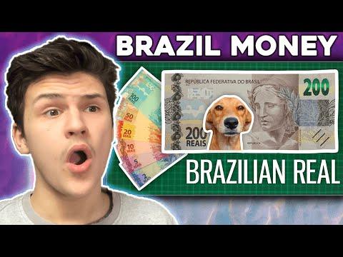 Brazil Money - Brazilian Real ! (R$) |🇬🇧UK Reaction