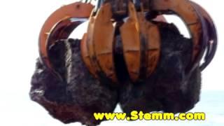 STEMM Stones Orange Peel Grab