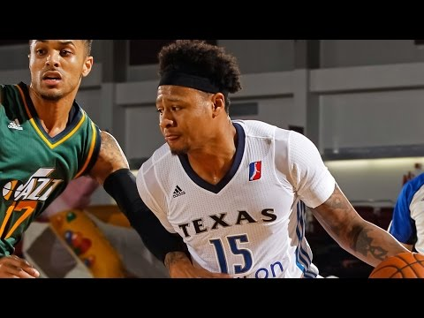 Bobby Ray Parks Jr. First-Half NBA D-League Season Highlights