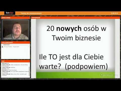 20 osób w 30 dni wg Eric Worre - powered by T.Pawlak