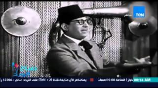 """صباح الورد - """"بروفايل اليوم"""" تعرف على التاريخ الفنى للفنان عزيز عثمان .. الذى إشتهر بالغناء الساخر"""