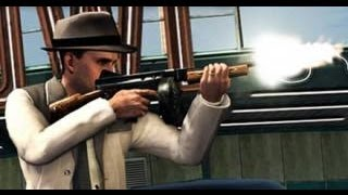 LA Noire: how to get guns in free roam - (LA Noire guns in free roam) - PARODY