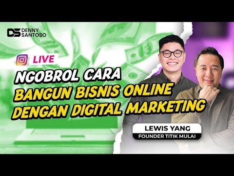 Strategi Bisnis Online Pemula - Rahasia Sukses Bangun Bisnis Online dengan Digital Marketing