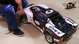 "RC ADVENTURES - Project: ""LARGE"" / LOSi 5T  (PART 1) Axis RC Stand"