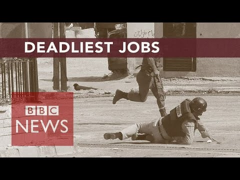 Syria's lethal danger for journalists - BBC News