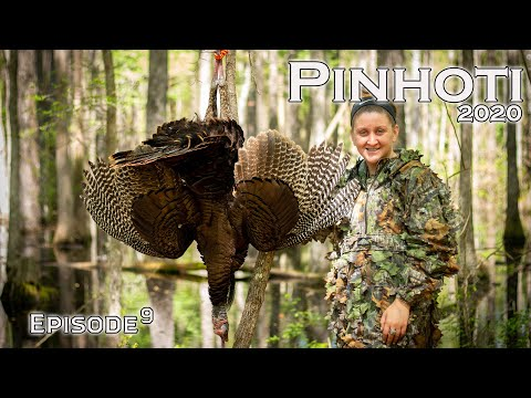 A MOST MEMORABLE GOBBLER | TURKEY HUNTING with the KT TEAM- Pinhoti 2020