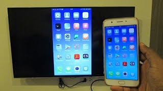 Скачать Connect Android Phone To SMART TV How To Screen Mirror On OPPO