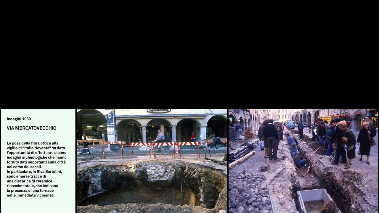 Gli scavi - Mense e banchetti nella Udine rinascimentale | Mostra al Museo  Archeologico Udine