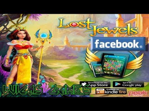 Lost Jewels Juego Gratis Android, IOS, Amazon, PC y Facebook