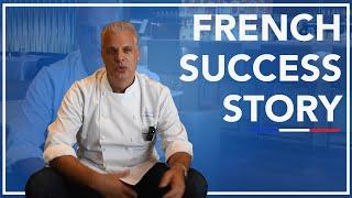 French Success Story - Chef Eric Ripert, Le Bernardin
