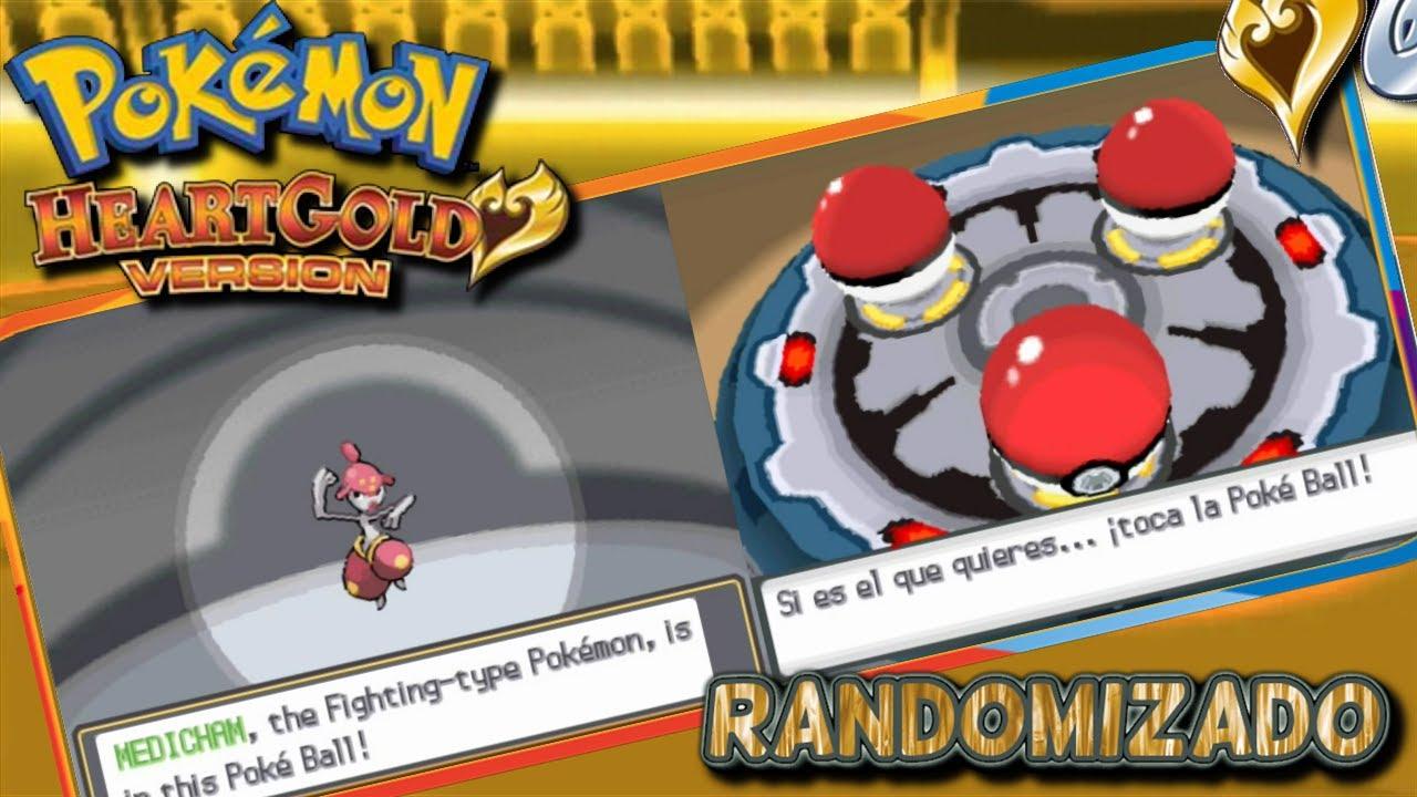 descargar pokemon heart gold randomlocke android