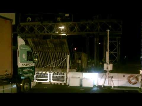 P&O RO RO Ferry Larne/Cairnryan