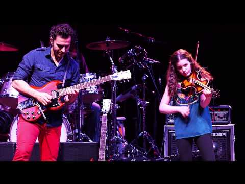 Ella & Dweezil Zappa   Peaches En Regalia streaming vf