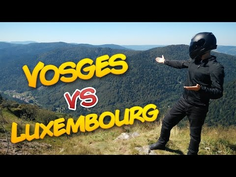 WEEK-END 100% VIRAGE ► Vosges VS Luxembourg