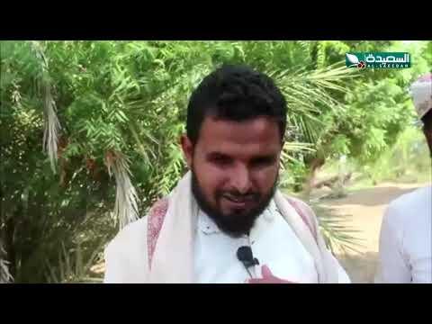 قرية في لحج  مزارعوها من المكفوفين (22-11-2019)
