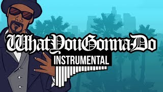 """*SOLD* Smooth West Coast R&B SnoopDogg x Mary J Blige type beat """"WhatYouGonnaDo"""" [Prod.JunioR]"""
