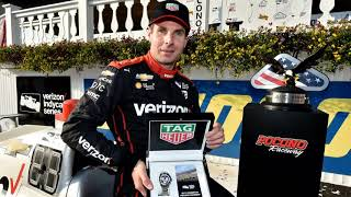 TAG Heuer | IndyCar Series TAG Heuer #DontCrackUnderPressure Challenge | ABC Supply 500 Race Recap